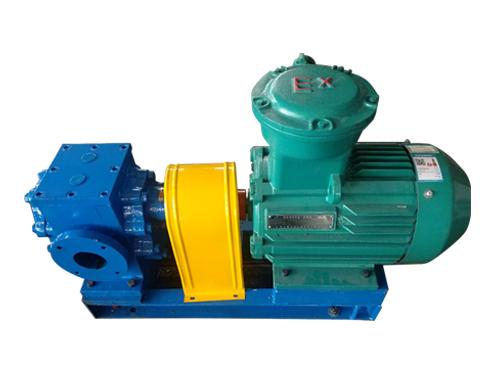RCB保温齿轮泵