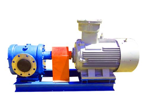 YCB圆弧保温泵
